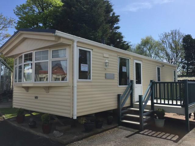 USED: 2008 Willerby Granada Holiday Home
